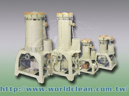 Chemical Filter Worldclean Industrial Co Ltd